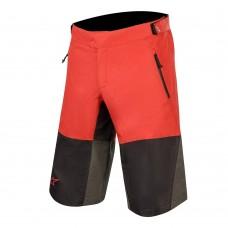 Alpine Stars Tahoe WP Shorts - Rød