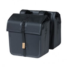 Basil Urban Dry Double Bag 50L - Sort