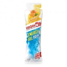 High5 Energy Gel Aqua Orange - 60ml