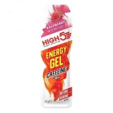 High5 EnergyGel Raspberry Plus - 40g