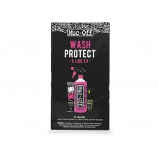 Muc-Off Wash, Protect & Lube Kit Dry