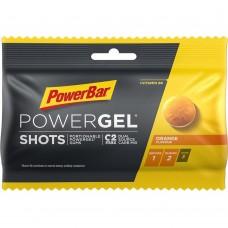 PowerBar PowerGel Shots Orange - 60g
