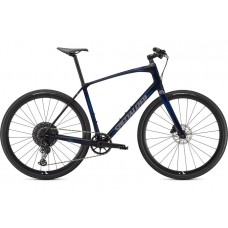 Specialized Sirrus X 5.0 - Large - Blå